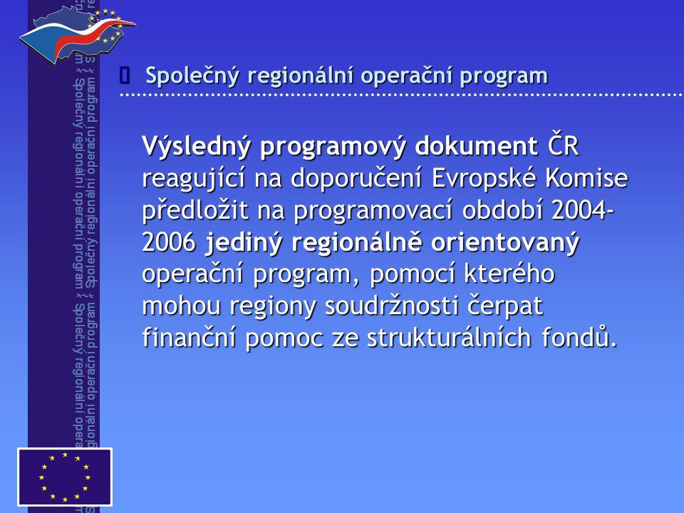  www.strukturalni-fondy.cz Strukturální fondy – operační programy – SROP  www.mmr.cz  www.evropska-unie.cz  e-mail pro dotazy: srop@mmr.cz Důležité odkazy 