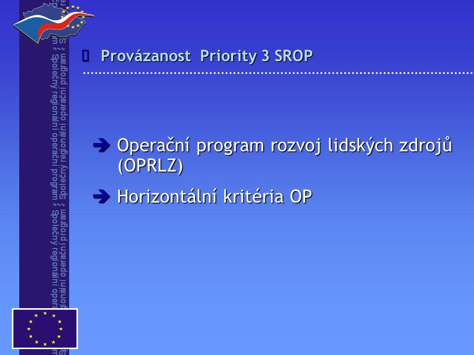 GS SI - Příklady podporovaných projektů 1.preventivní projekty 1.