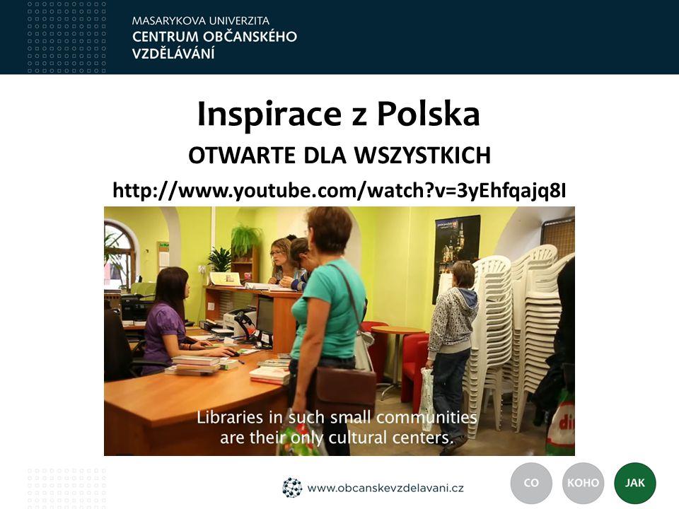 Inspirace z Polska OTWARTE DLA WSZYSTKICH http://www.youtube.com/watch?v=3yEhfqajq8I