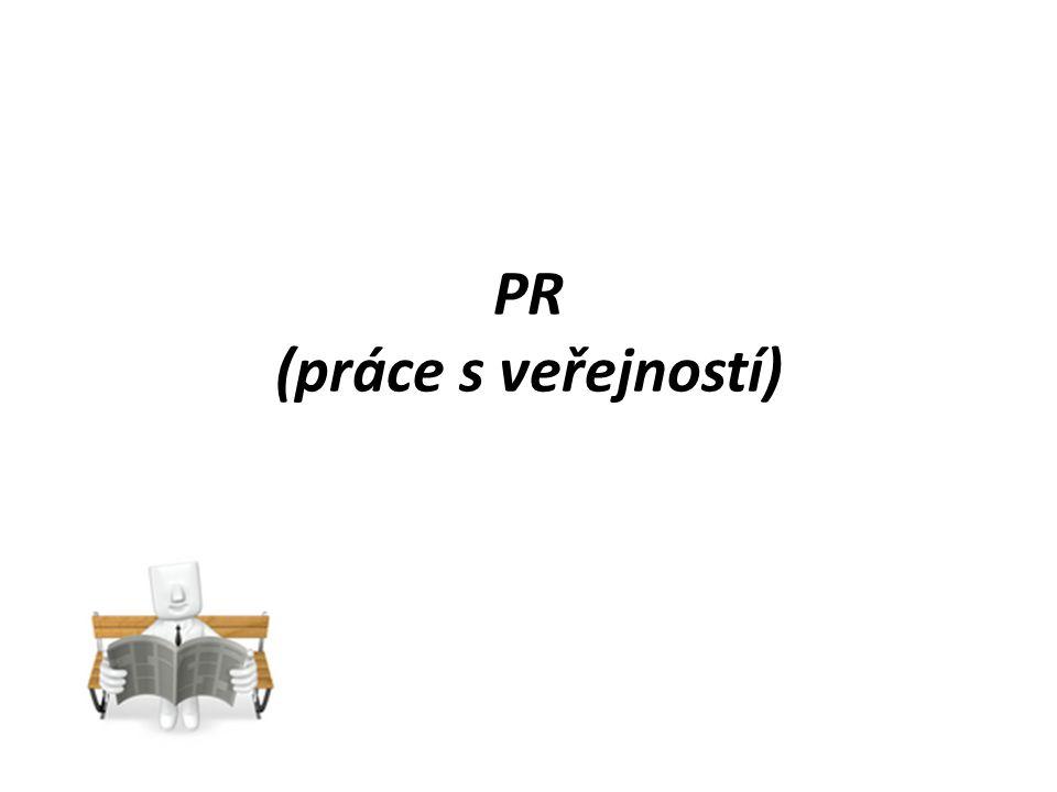 PR (práce s veřejností)