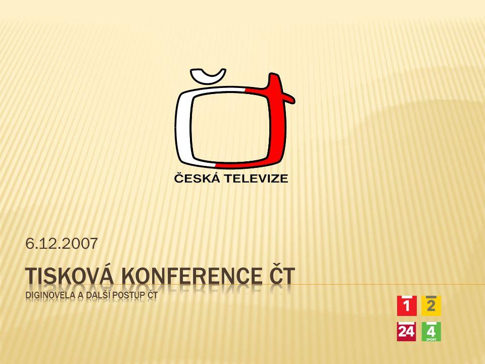 ČT považuje vznik NSP za potřebný pro řešení české digitalizace.Její existence však není nutnou podmínkou Programu digitalizace ČT.