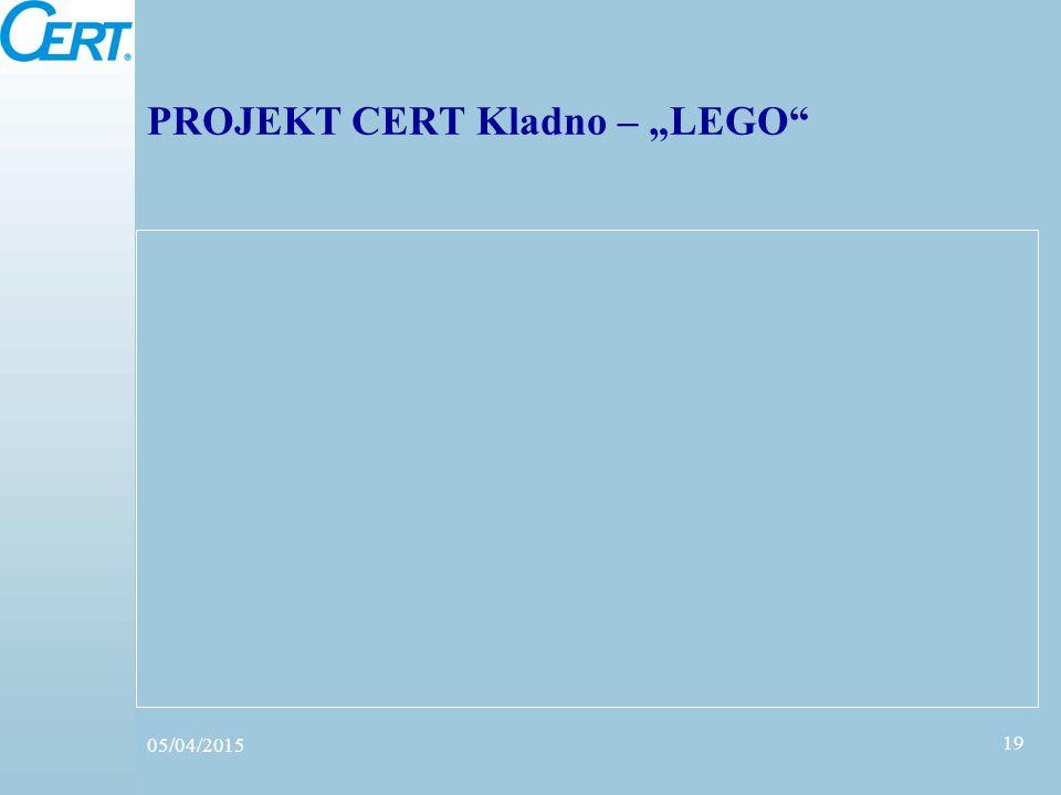 """PROJEKT CERT Kladno – """"LEGO"""" 05/04/2015 19"""