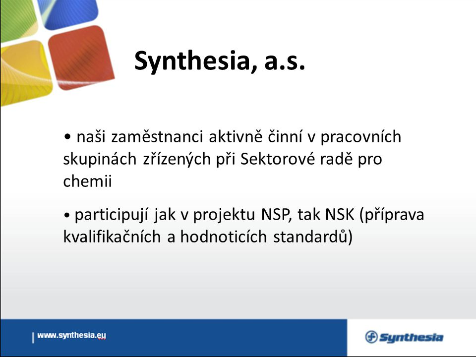 Synthesia, a.s.