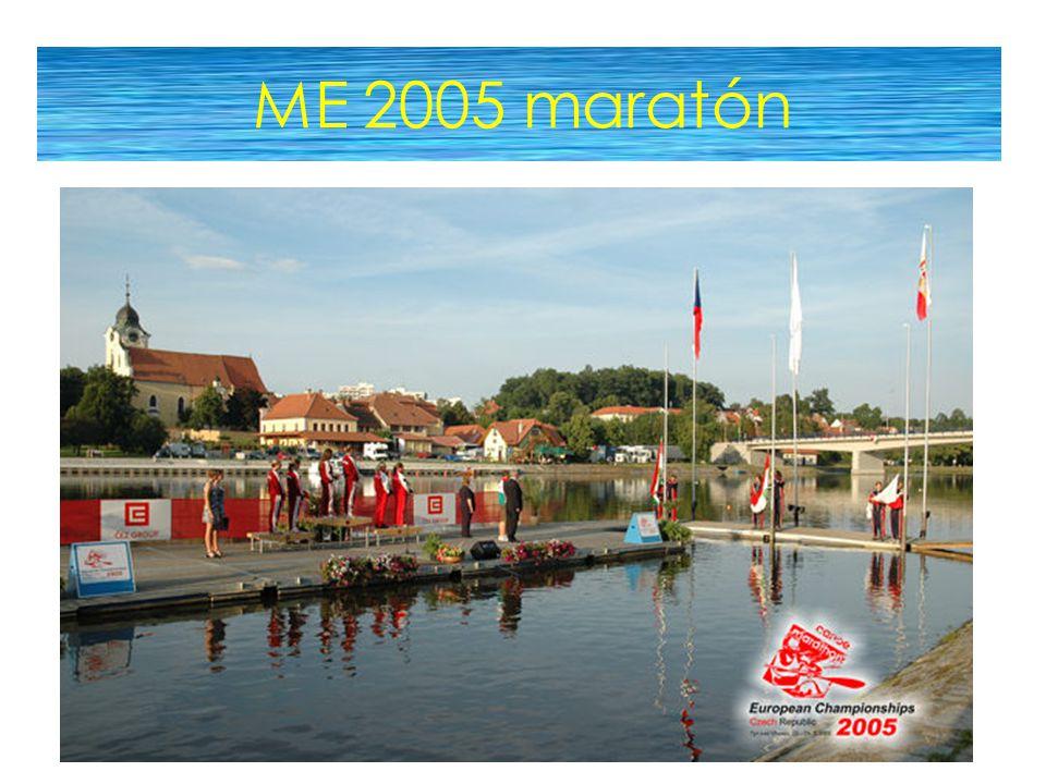 ME 2005 maratón