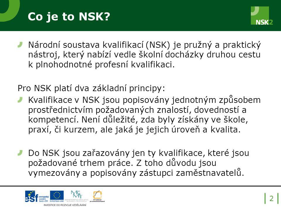 Co je to NSK.
