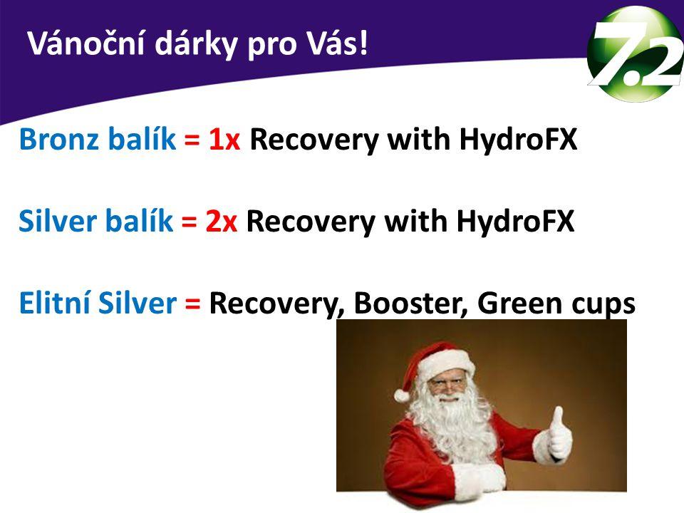Vánoční dárky od 7.2  3x Silver Elitní = 3x cca 350USD = 1050USD  Plus 3x Trio ZDARMA navíc  Celkem až 50% Sleva celkem na produktech!!.