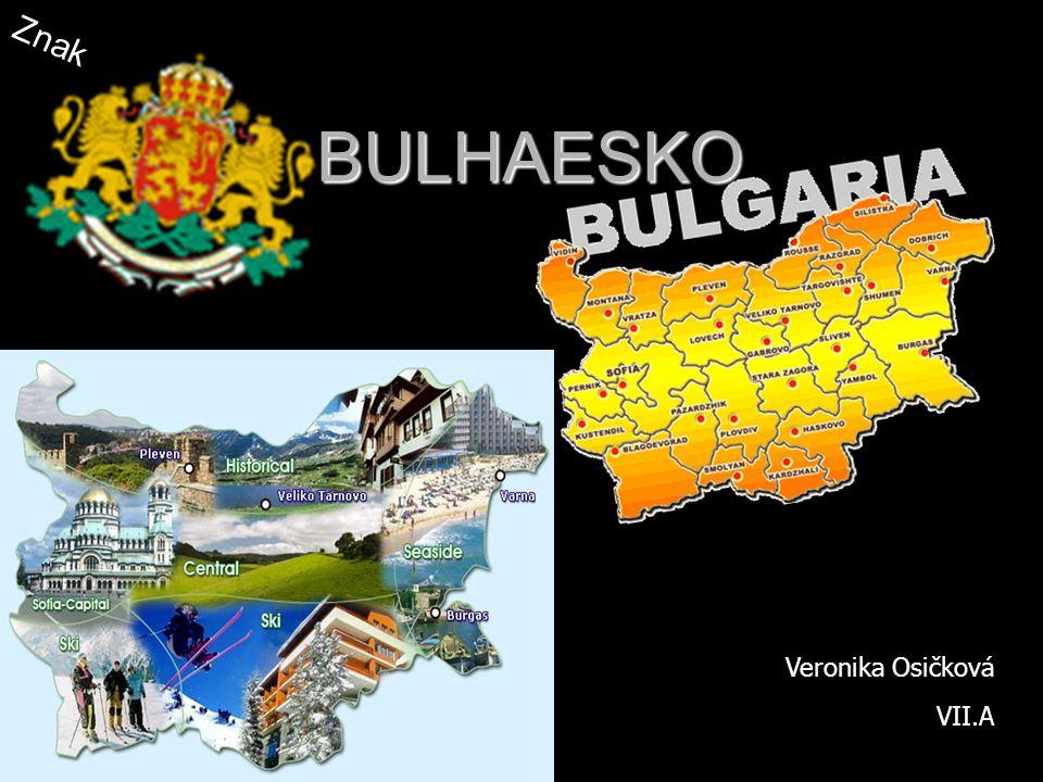 BULHAESKO Veronika Osičková VII.A Znak
