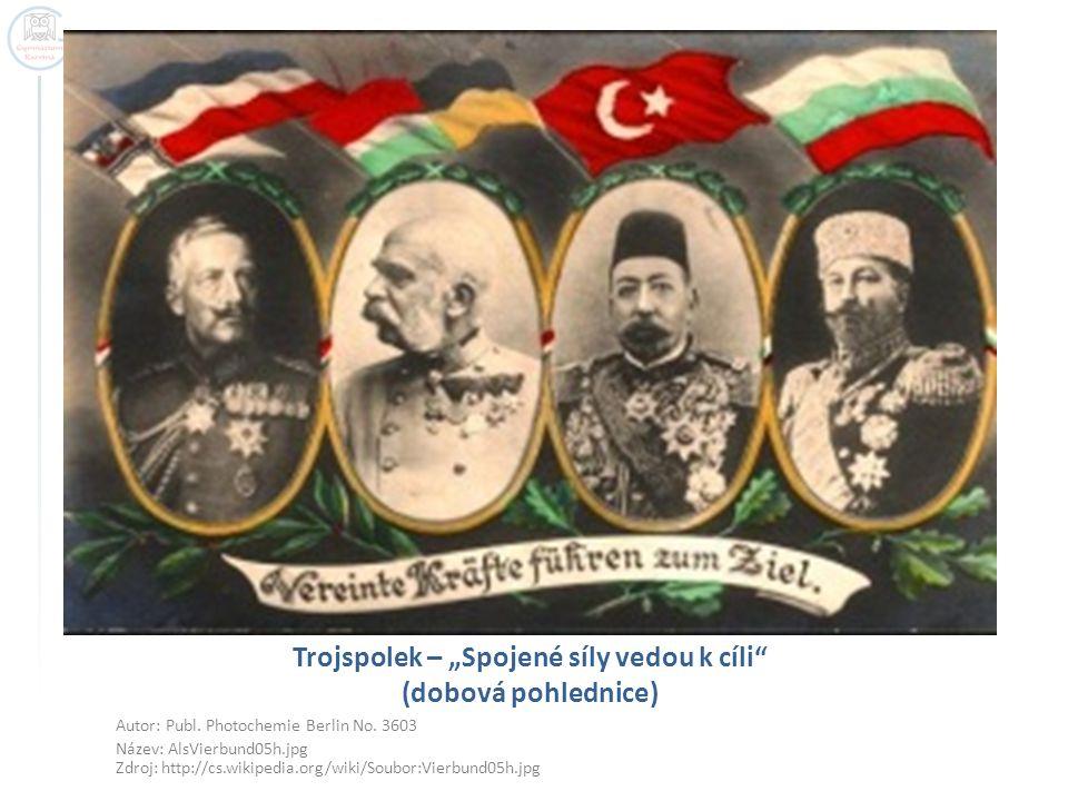 """2/ Dohoda  = """"Trojdohoda  Velká Británie, Francie a Rusko  1893/4 – smlouva mezi Francií a Ruskem"""