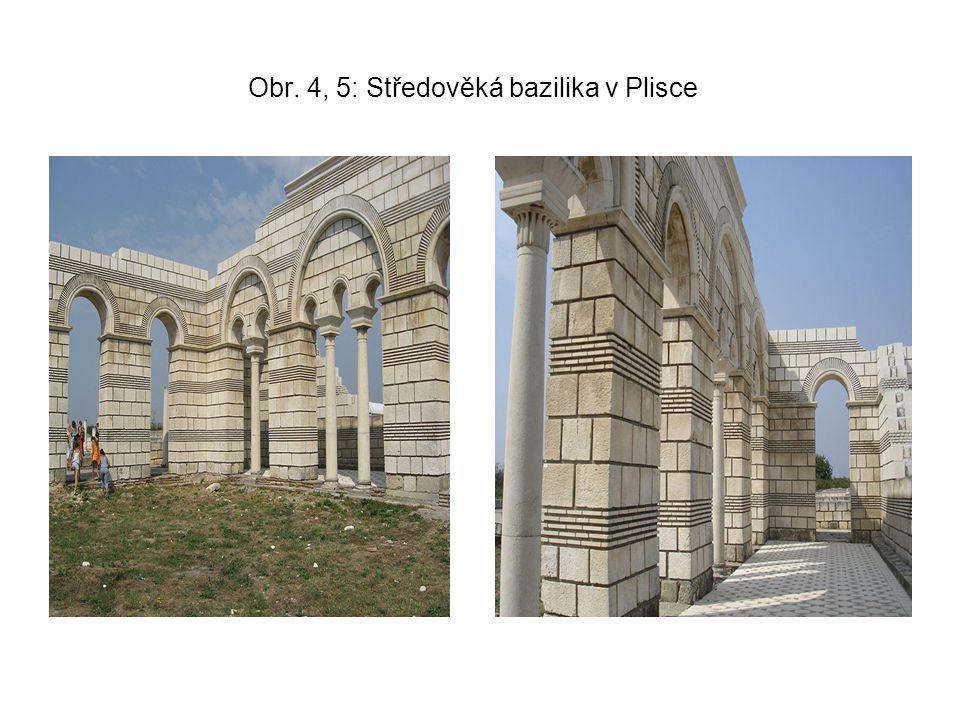 Preslav – hlavní město od roku 893 do roku 972 Obr.