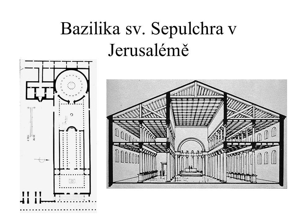 Bazilika sv. Sepulchra v Jerusalémě