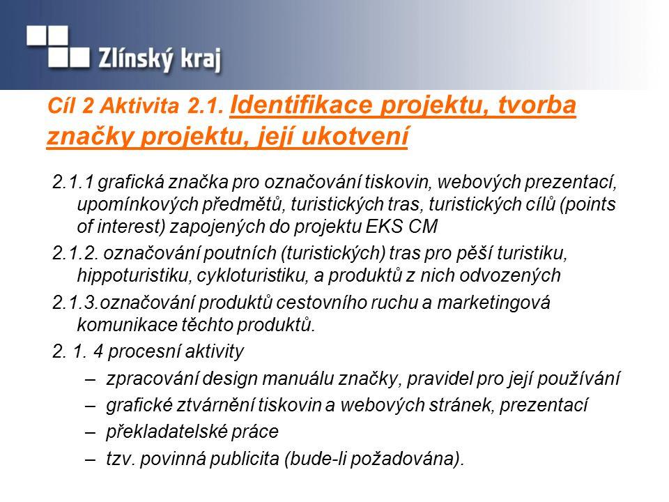 Cíl 2 Aktivita 2.1.