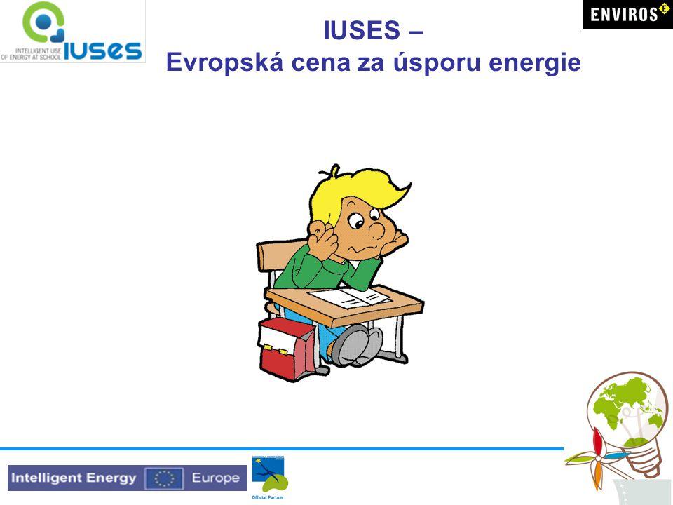 IUSES – Evropská cena za úsporu energie