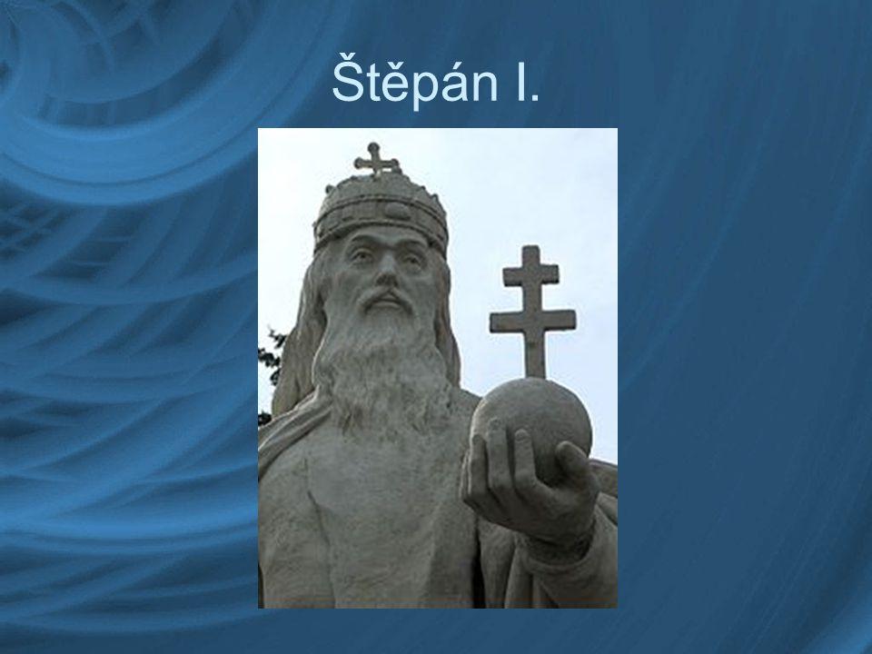Štěpán I.