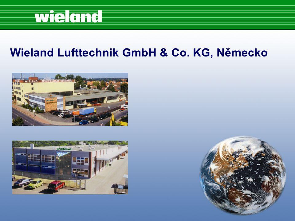 Wieland Lufttechnik GmbH & Co. KG, Německo