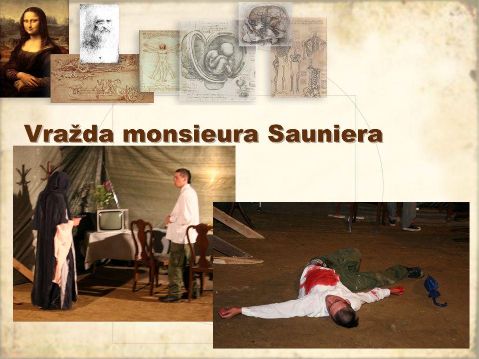 Vražda monsieura Sauniera