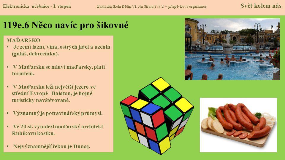 119e.7 Croatia Elektronická učebnice - I.