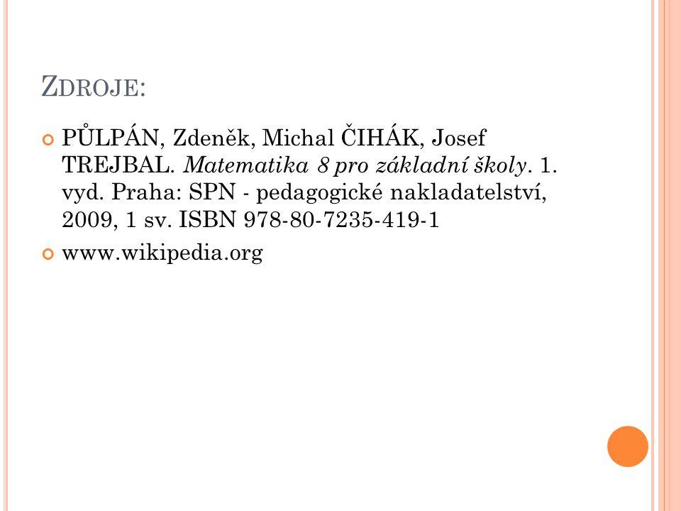 Z DROJE : PŮLPÁN, Zdeněk, Michal ČIHÁK, Josef TREJBAL.