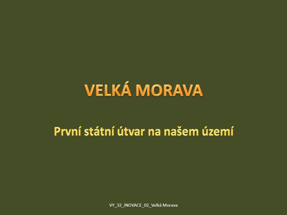 Se vzdělaností roste moc i význam Velké Moravy.