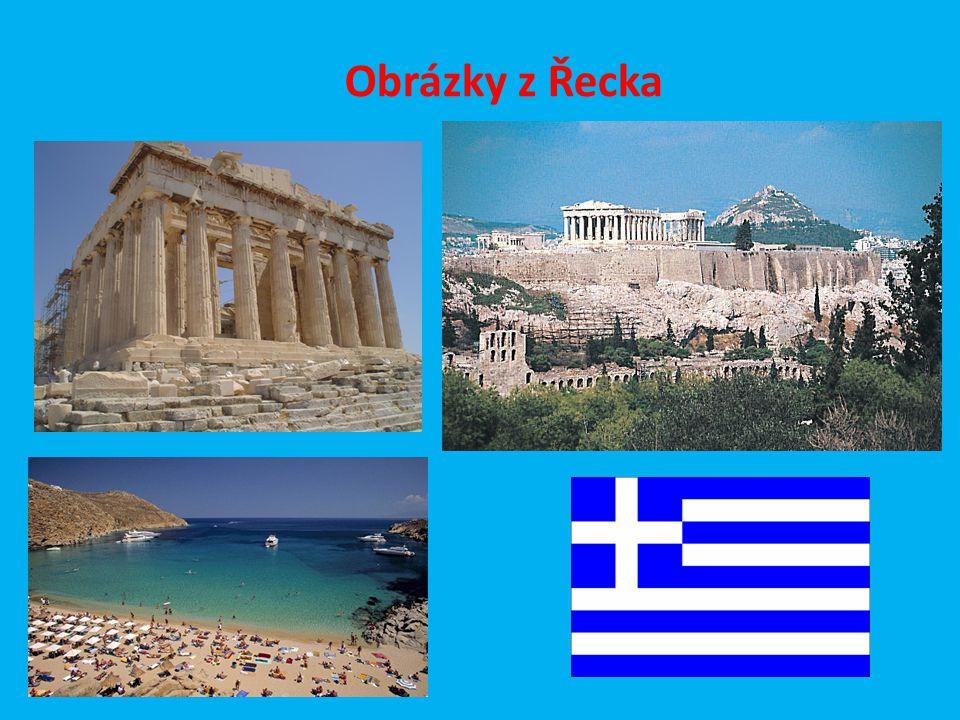 Otázky a úkoly : 1.Kolik obyvatel má Řecko a jak se tento počet liší od počtu obyvatel ČR.