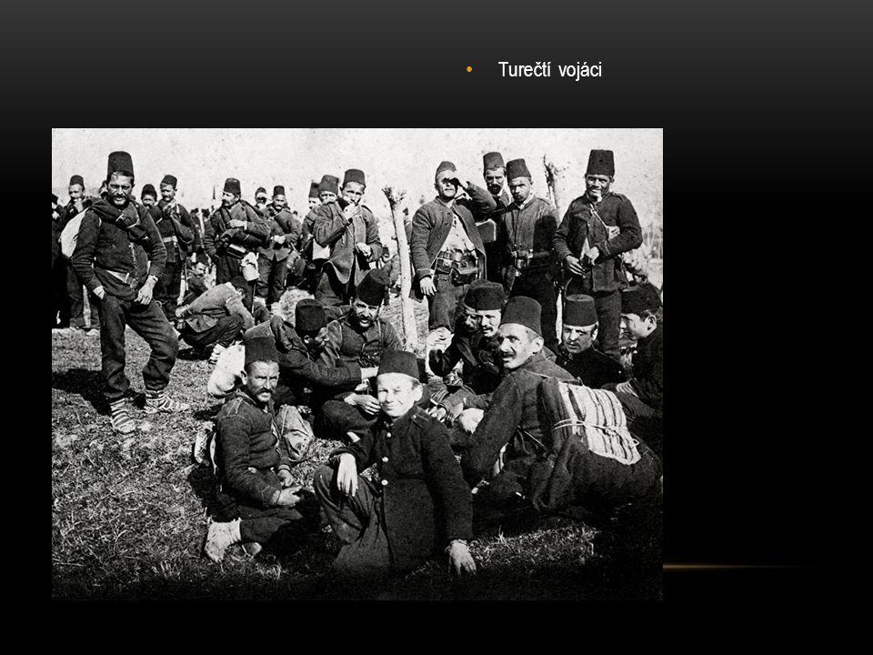 Převoz raněných srbských vojáků