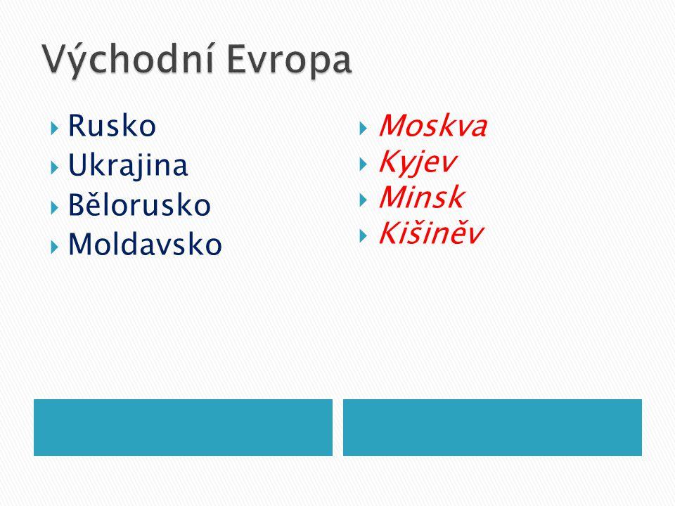  Srbsko  Chorvatsko  Slovinsko  Bosna a Hercegovina  Černá hora  Kosovo  Makedonie  Albánie  Rumunsko  Bulharsko  Kypr  Bělehrad  Záhřeb