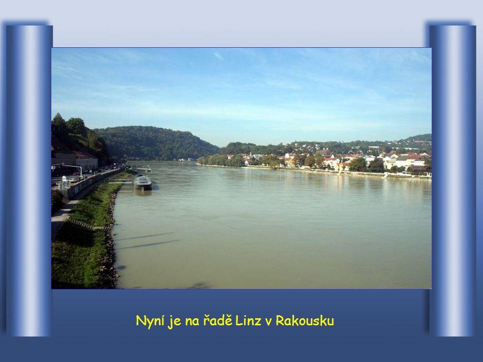 Německo opou š t í v Passau