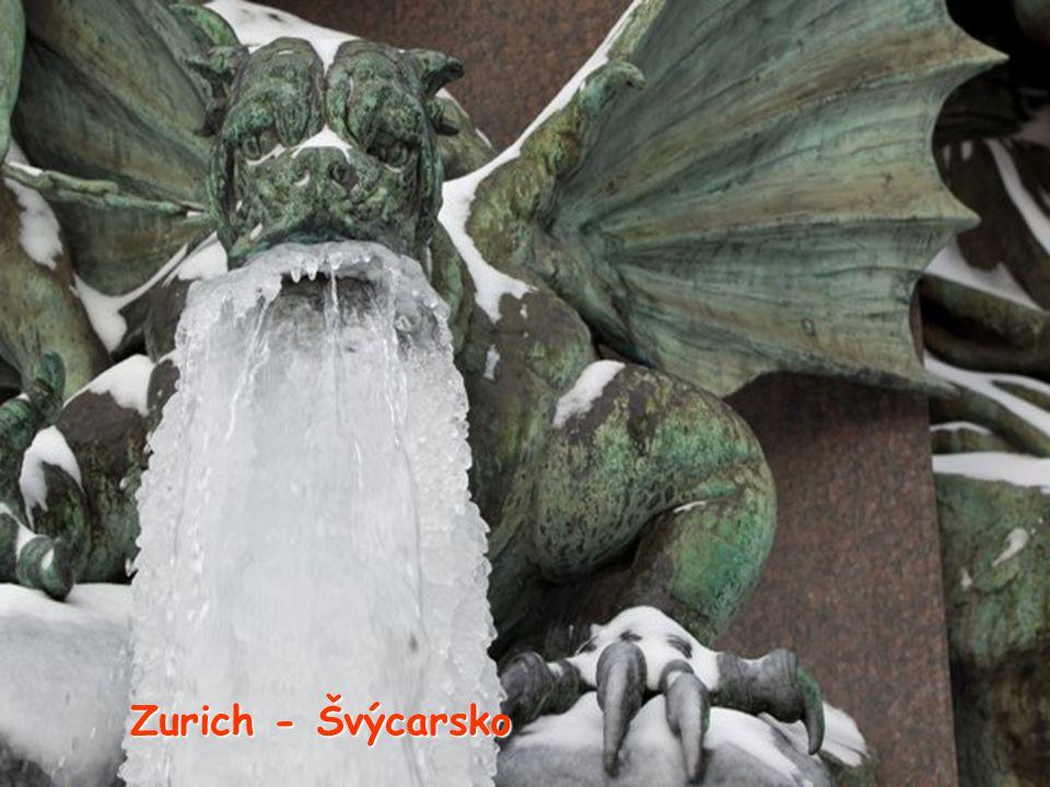 Zurich - Švýcarsko