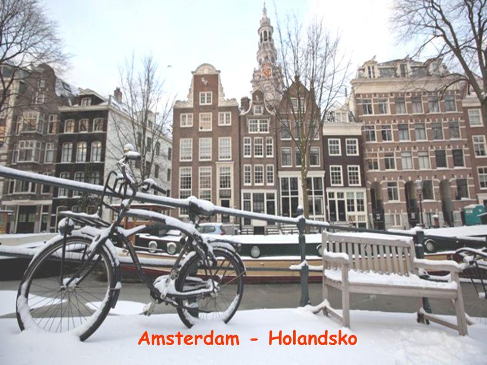 Amsterdam - Holandsko