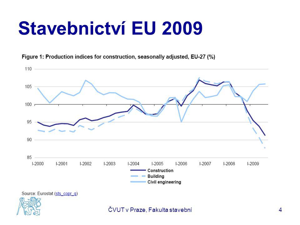 Stavebnictví EU 2009 ČVUT v Praze, Fakulta stavební4