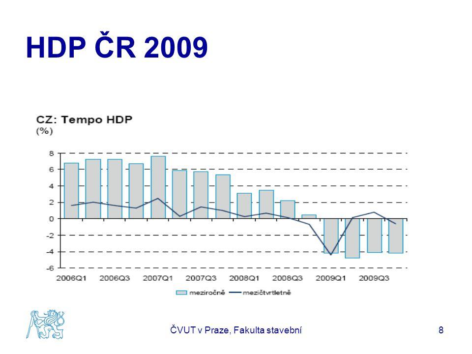 HDP ČR 2009 ČVUT v Praze, Fakulta stavební8
