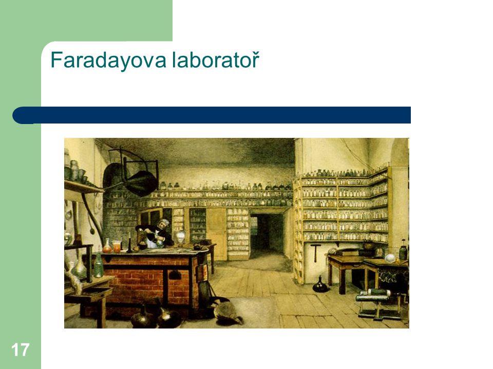 17 Faradayova laboratoř