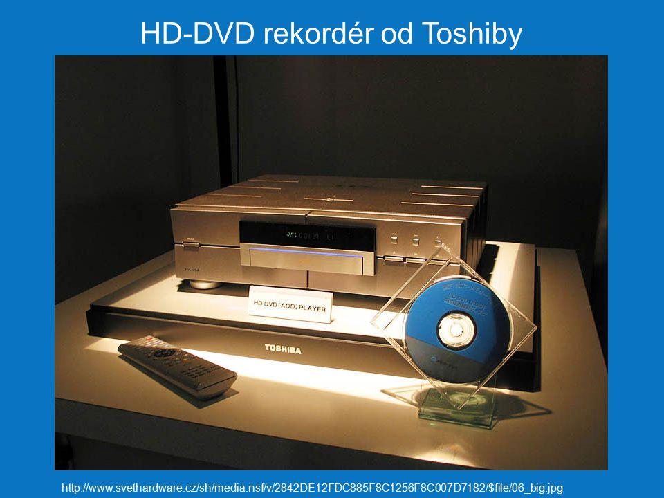 HD-DVD rekordér od Toshiby http://www.svethardware.cz/sh/media.nsf/v/2842DE12FDC885F8C1256F8C007D7182/$file/06_big.jpg