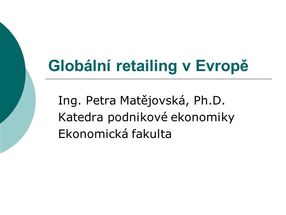 Ing.Petra Matějovská, Ph.D.