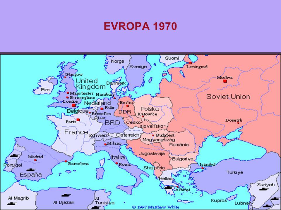 EVROPA 1970