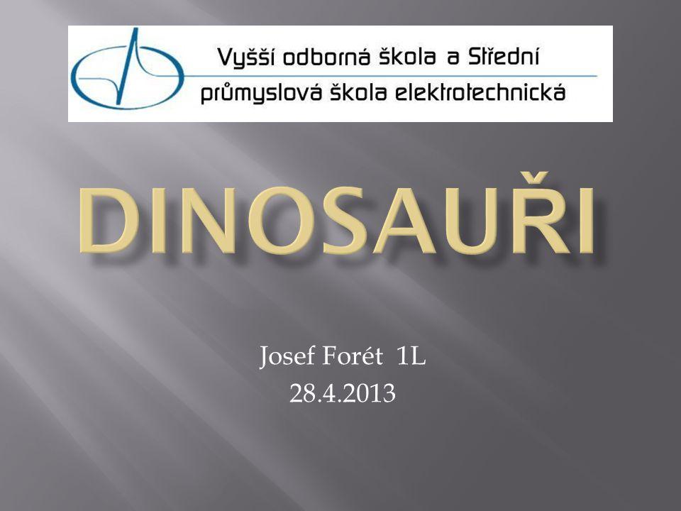 Josef Forét 1L 28.4.2013