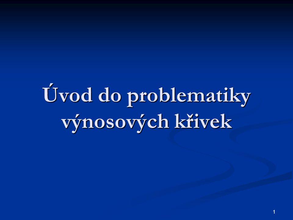 12 Čistá hypotéza očekávání Rolovaná strategie (krátkodobé opakované investice) Y=(1+IR t,1 )*(1+IR t+1,1 ) Dlouhodobá strategie Y=(1+IR t,2 ) 2 (1+IR t,2 ) 2 =(1+IR t,1 )*(1+IR t+1,1 ) IR t+1,1 = 2* IR t,2 - IR t,1 Výnosové křivky