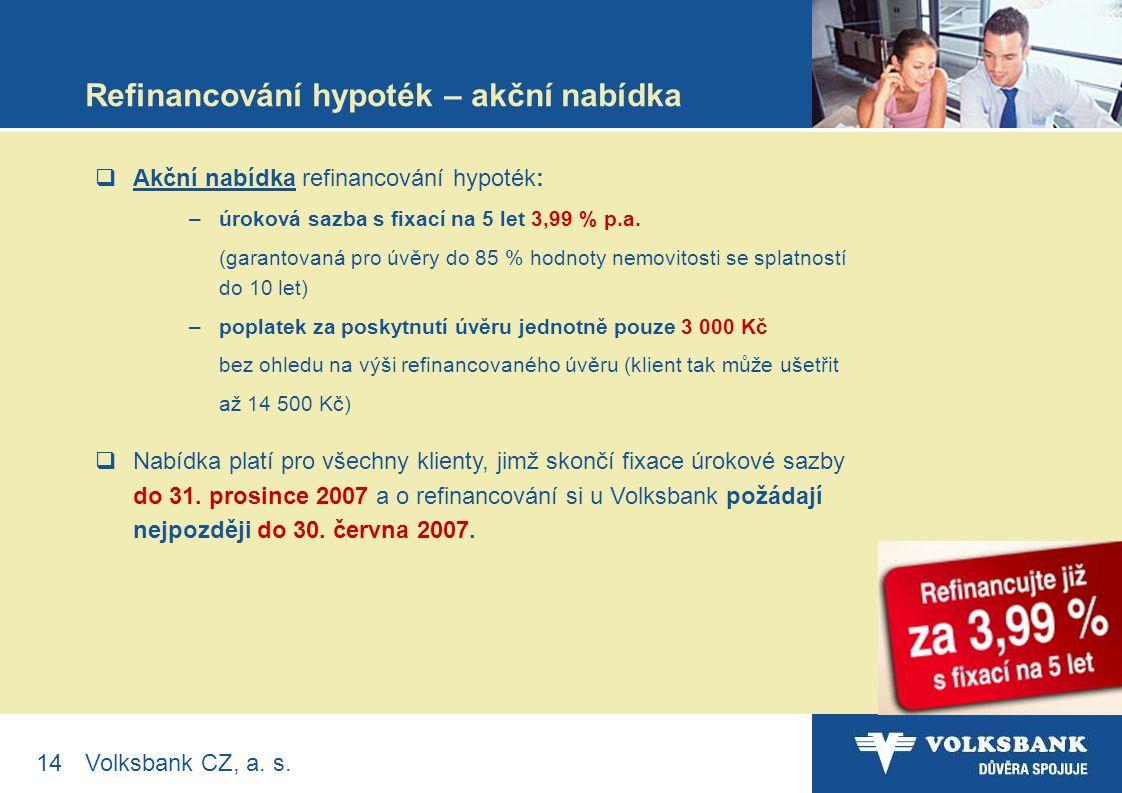 14Volksbank CZ, a. s.