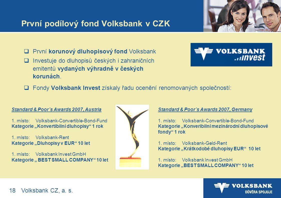 18Volksbank CZ, a. s.