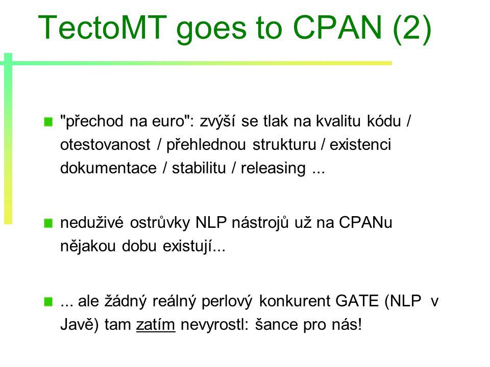 přechod na euro : zvýší se tlak na kvalitu kódu / otestovanost / přehlednou strukturu / existenci dokumentace / stabilitu / releasing...