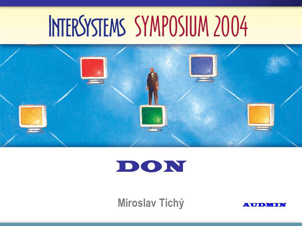 DON Miroslav Tichý