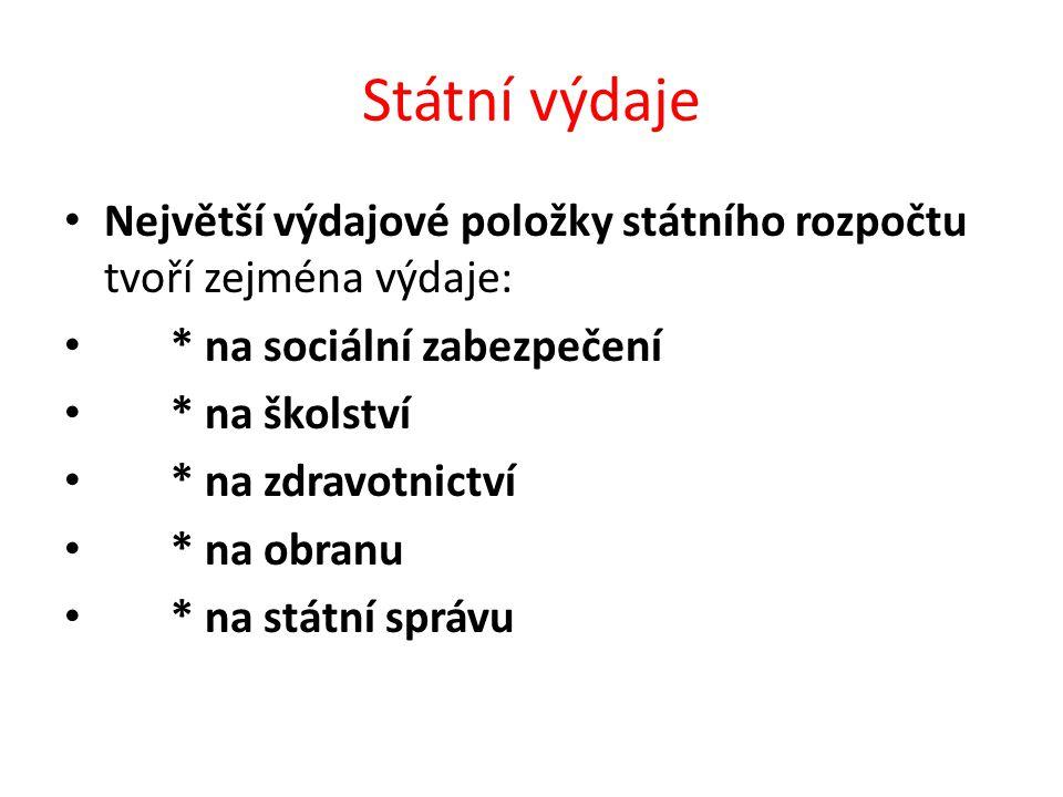 Rozpočtový koláč http://budovanistatu.cz/bubble#/v1/Rozpo%C 4%8Det