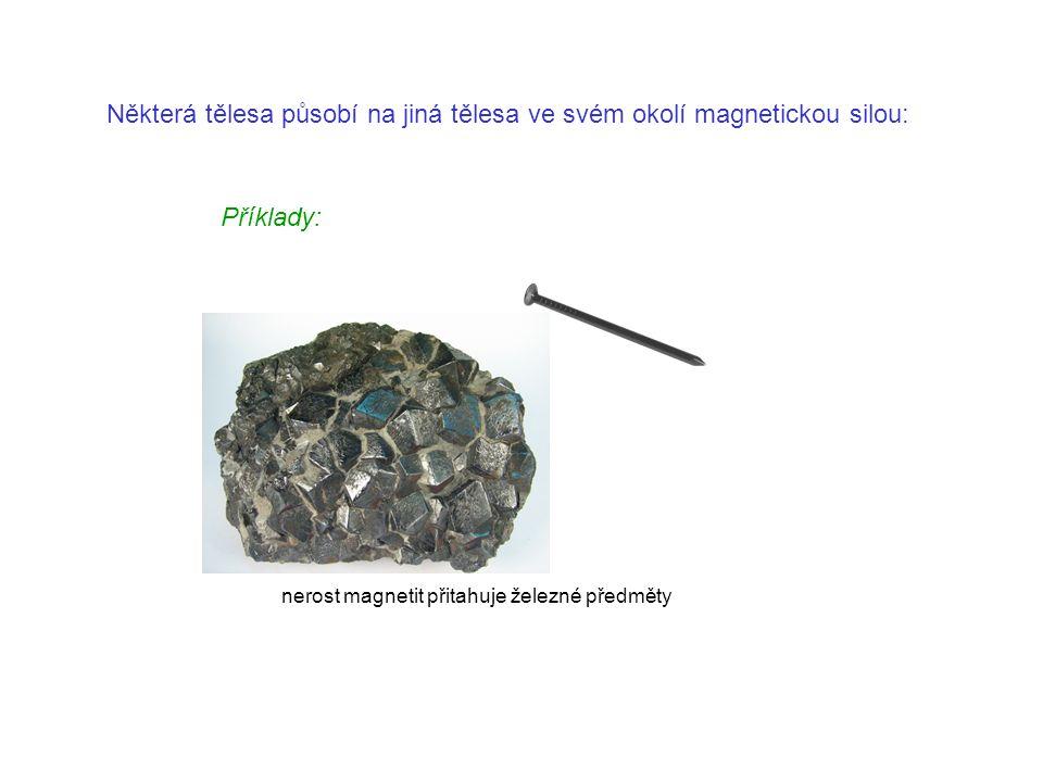 Magnetické vlastnosti látek: 3.