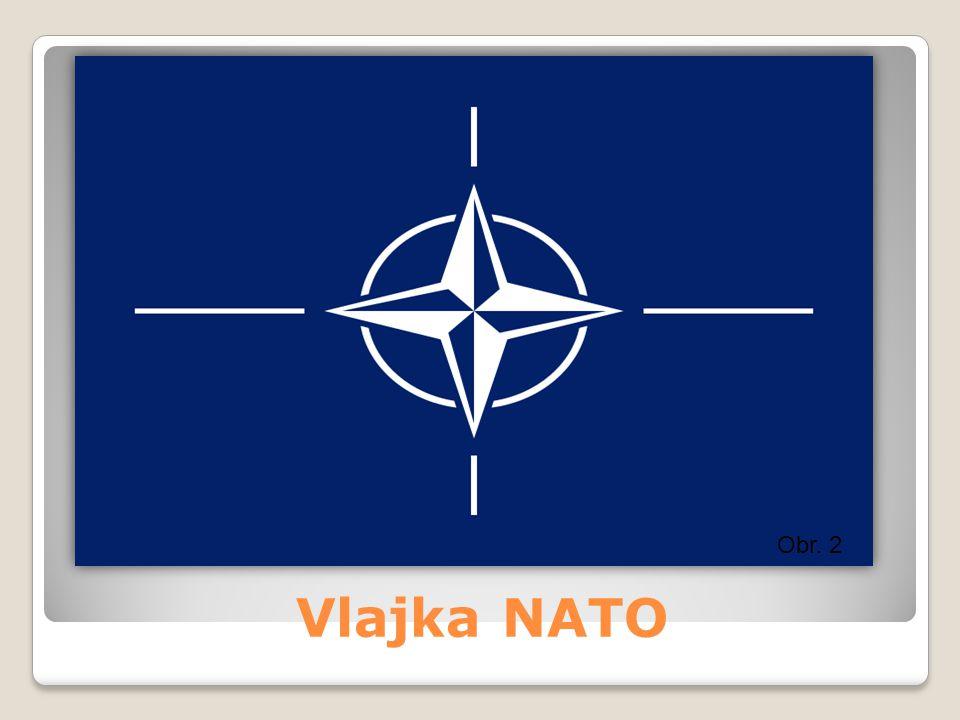 Vlajka NATO Obr. 2