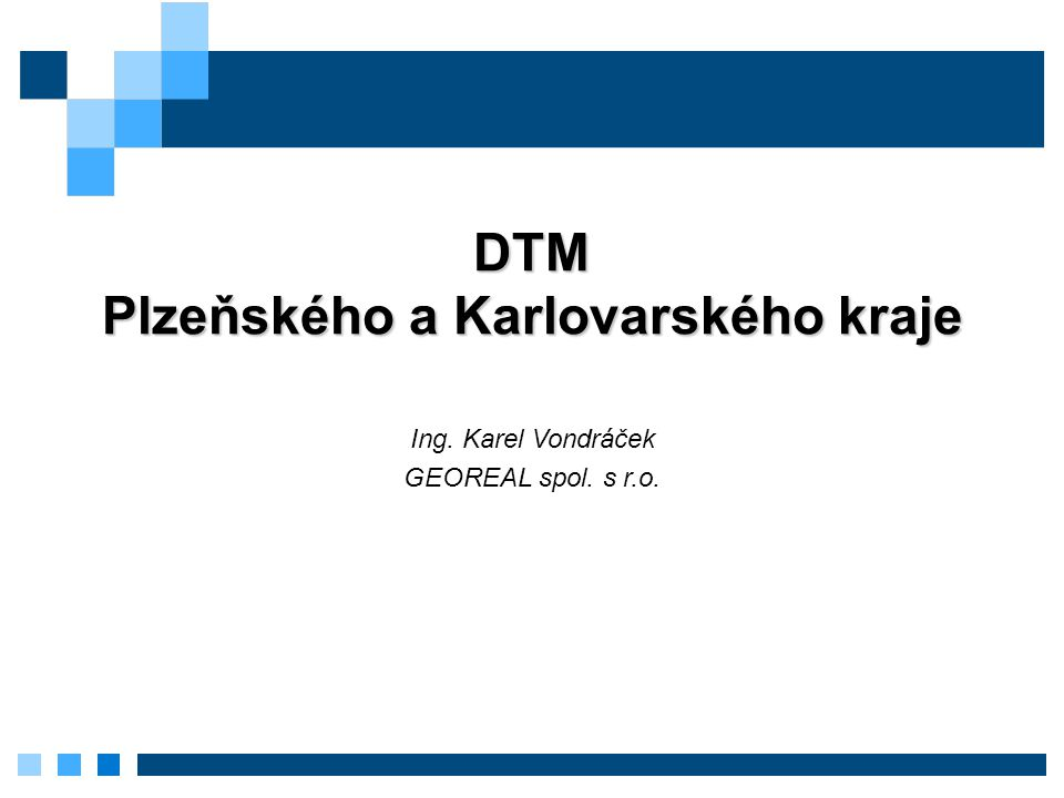 Cíle Zajistit garantovaná data a služby pro VS a partnery –Podklady pro rozhodovací procesy –Podklady pro projekční a koncepční práce –Zakládání a správu pasportů, … Sdílet jednou pořízená data mezi VS a partnery Jednotné pořizování geodetických měření Referenční data pro STI (ÚMPS)