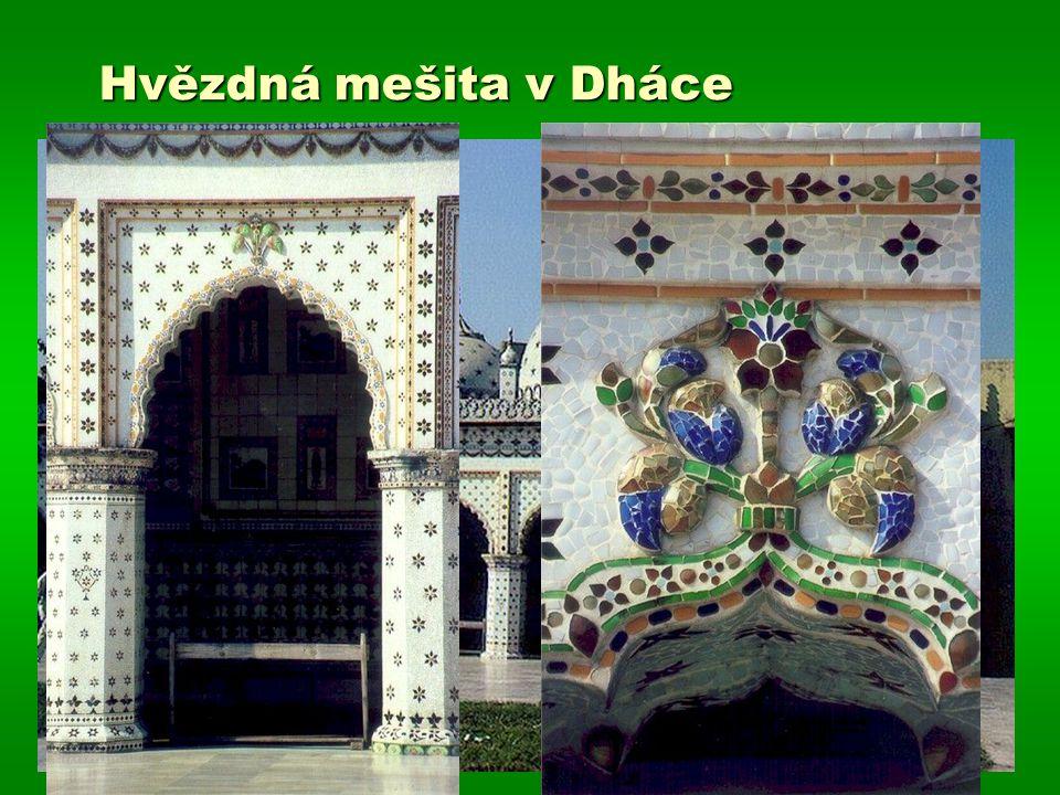 Hvězdná mešita v Dháce