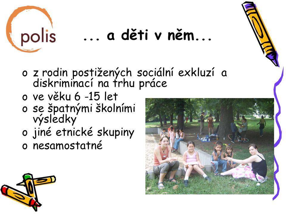 POLIS...dobrovolníci v něm...