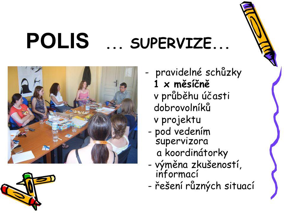 POLIS... SUPERVIZE...