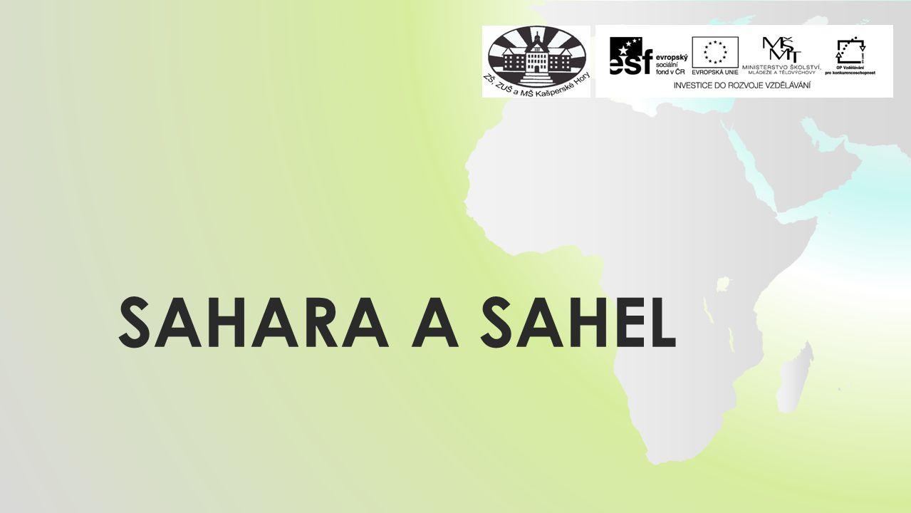 STÁTY SAHELU Mauritánie Senegal Mali Burkina Faso Niger Čad Súdán Etiopie [1][1]
