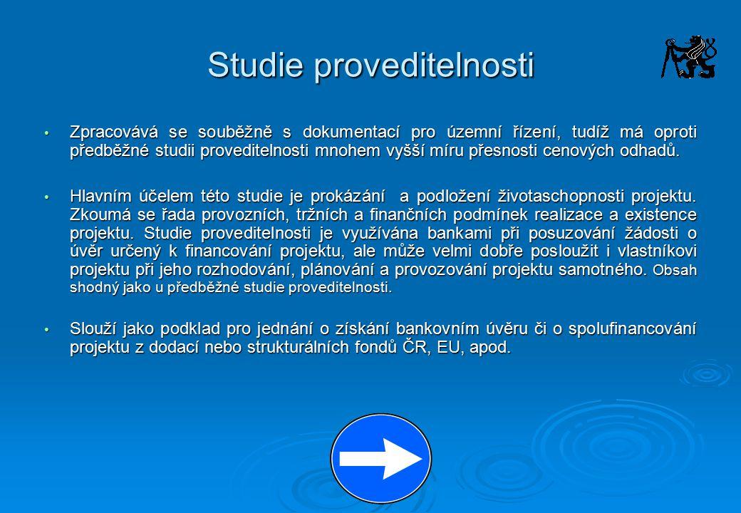 Uzavření smlouvy o dílo  Standardní smluvní podmínky investora  Všeobecné smluvní podmínky  Všeobecné technické podmínky  Požadované garance na jednotlivé součásti díla