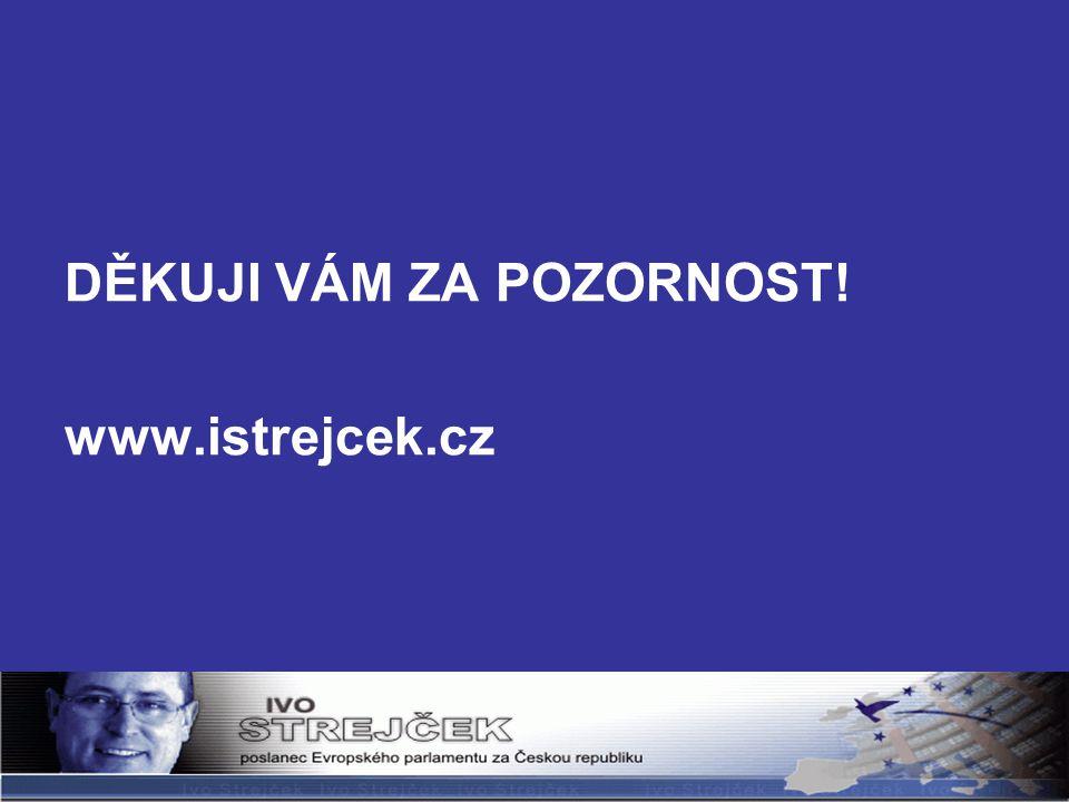 DĚKUJI VÁM ZA POZORNOST! www.istrejcek.cz